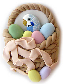 Easter Birdy!